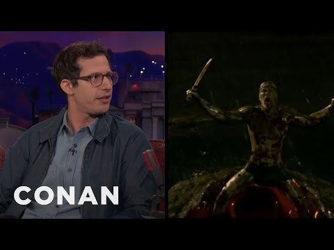 Andy Samberg's Bucket List   CONAN on TBS