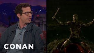 Andy Samberg's Bucket List  - CONAN on TBS