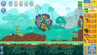 Angry Birds Friends Tournament 302-B Level 3 POWER UP Walkthrough