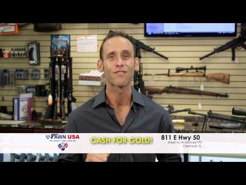 A Pawn USA mercial Ft Seth Gold in Clermont FL