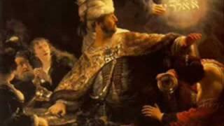 Handel: Belshazzar- O tapfrer fürst (O glorious prince)