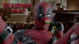 deadpool   blatant bachelor baiting tv spot w 2 real roses   20th century fox