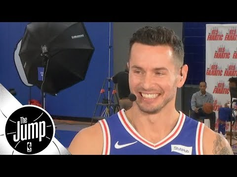 JJ Redick defends Ben Simmons & Markelle Fultz's shooting progress | The Jump | ESPN