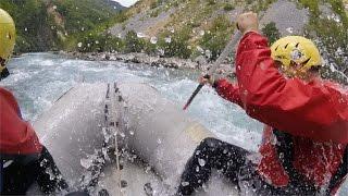 Рафтинг в Черногории. Montenegro rafting.