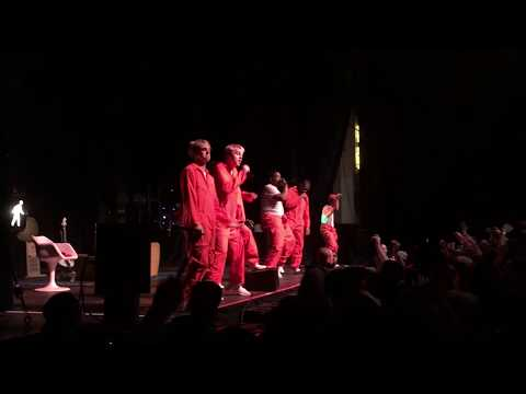 Brockhampton - JELLO (LIVE in Detroit)