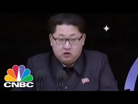 Here's What A Land War With North Korea Could Look Like | CNBC