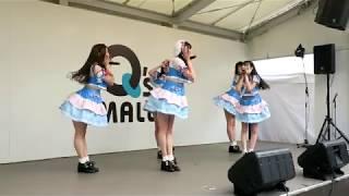 Ange☆Reve 『イトシラブ』リリイベ 2018.12.01 @もりのみやキューズモ...