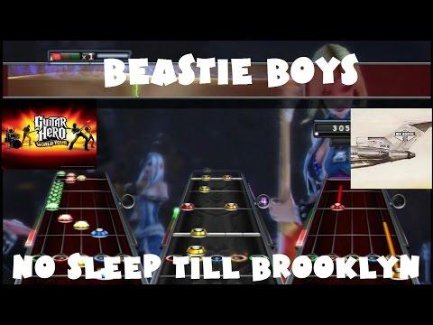Beastie Boys  No Sleep Till Brooklyn  Guitar Hero World Tour Expert Full Band