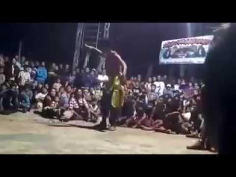"""""""SEWANDONO PUTRO"""" Aksi Bujang Ganong live Datengan"""