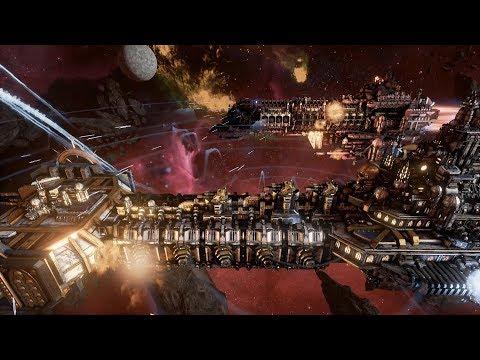 Imperial Navy (Adeptus Mechanicus) vs Space Marines! Rank 106 - Battlefleet Gothic Armada