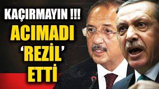 Acımadı Rezil Etti! Öyle Bir Konuştu Ki AKP'liye Demediğini Bırakmadı