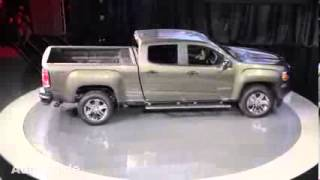 AG GMC Canyon 2014 Detroit Auto Show