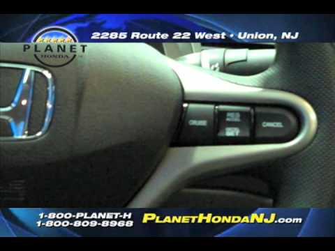 2010 Honda Civic Available At Planet Honda In Union, NJ