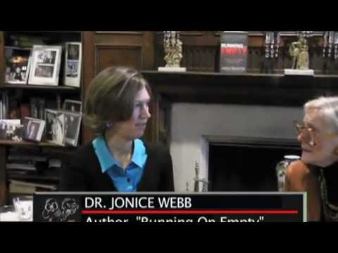 Dr. Jonice Webb ed About Running on Empty & Emotional Neglect on The Literati