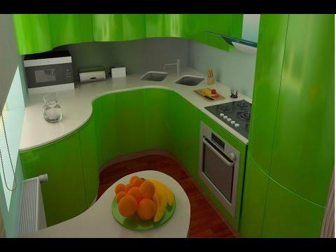 Видео Ремонт маленькой кухни фото