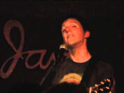Jason Mraz - Rocket Man - Java Joes - 8-29-2002