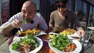 Wir fahren im Peugeot RCZ-R Deutschlands BESTES Schnitzel essen!