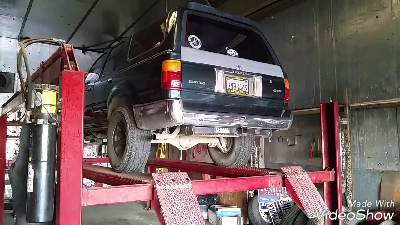 1995 toyota 4runner fuel filter replacement 4Runner Temp Sensor Location