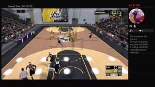 noah2Xnoah's Live PS4 Broadcast Cavs vs Clippers