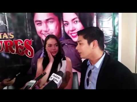 coco martin and julia montes relationship status funny