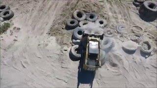 2016 tierra del sol jeep club desert safari drone video