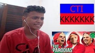 Baixar REACT PARÓDIA SÓ QUER VRAU (MC MM E DJ RD) FUTPARODIAS