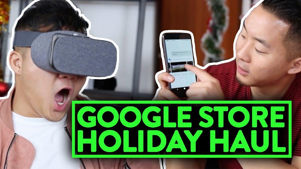 google holiday gadgets fung bros tech youtube