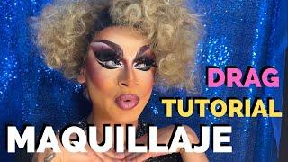 Makeup Drag Tutorial - Sophia Jimenez