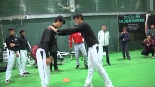 弗利登作品-棒球訓練課程-速度及敏捷性訓練-繩梯