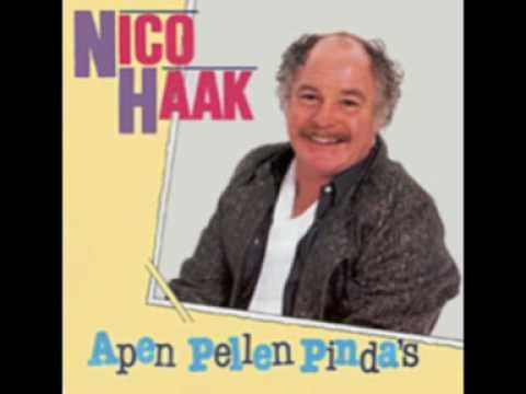 Nico Haak  Apen pellen pindas