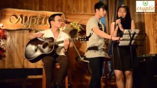 Cơn Mưa Tình Yêu - Anh Tú - Cryptic Acoustic Cafe