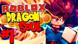 SUCCESSOR TO BEAT FINAL STAND?!? | Roblox: Dragon Soul (BETA) - Episode 1