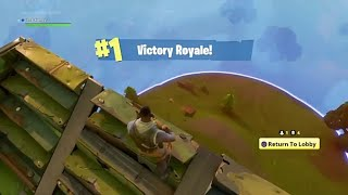 Old Fortnite win ,with old music (original video)