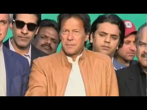 Imran Khan PTI Press Conference Islamabad 16 March 2017