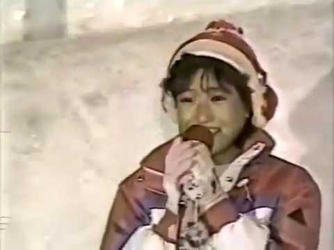 岡田有希子  二人だけのセレモニー  ザ・トップテン  Yukiko Okada