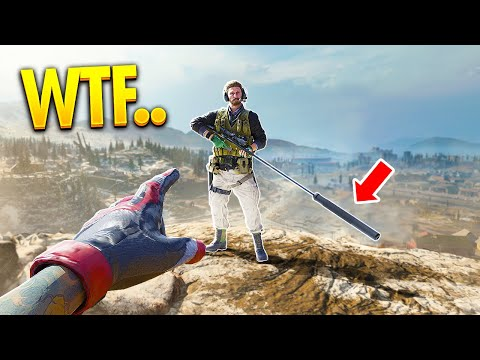 *NEW* Warzone WTF & Funny Moments #288