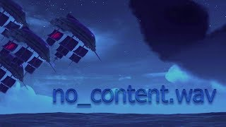 Sea of Thieves HAS NO content