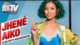 Jhené Aiko Came by the Neighborhood to talk about her latest album,...