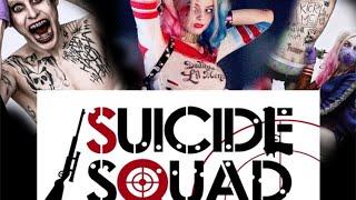 Suicide Squad Трейлер на русском|Отряд самоубийц [twoZERONE]