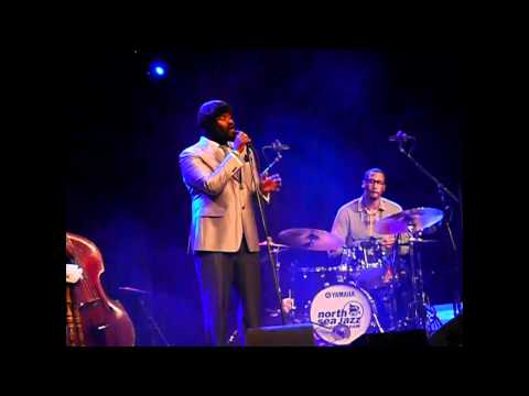 Gregory Porter Real good hands live at North Sea Jazz 2012