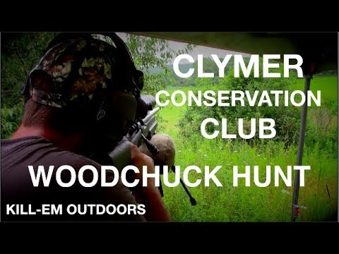 CCC Woodchuck Hunt
