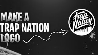 How to make a Trap Nation Logo Free iOS/Android