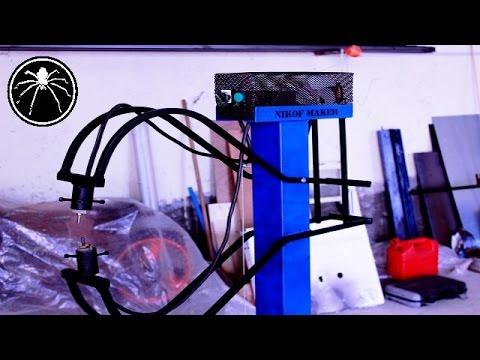 fabrication d 39 une soudeuse par point diy spot welder youtube. Black Bedroom Furniture Sets. Home Design Ideas