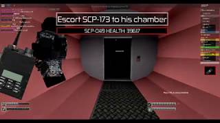 Roblox: SCP-NTF-Mod With the Creator! (Captainjet2c) And other stuff!