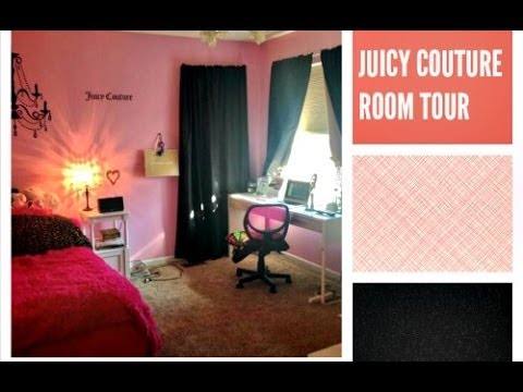 Juicy Couture Home Decor