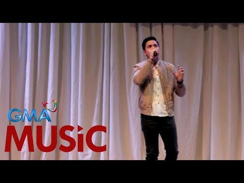 Alden Richards - Rescue Me | LIVE at Market! Market!