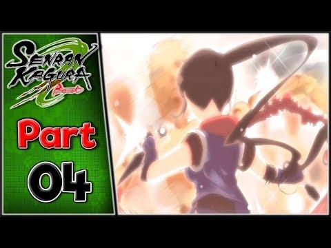 Let's Play: Senran Kagura: Burst - Part 4 [Kiriya's First Student]