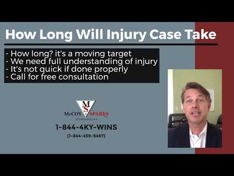 How Long Will My Case Take | McCoy & Sparks Attorneys at Law