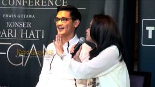 Lagu Duet Afgan & Rossa Jadi Kado Romantis di Hari Valentine