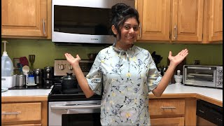 Live Bhavna's Kitchen Tour - Organizing Kitchen for Everyday Cooking